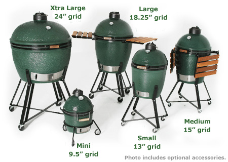 Big Green Egg Sizes 5 For Your Backyard Elite Appliance
