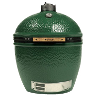 Extra Large Big Green Egg Outdoor Grill
