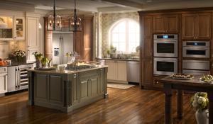 Jenn-Air Rustic Kitchen