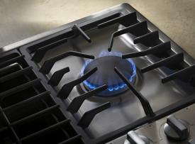 Jenn-Air sealed burners