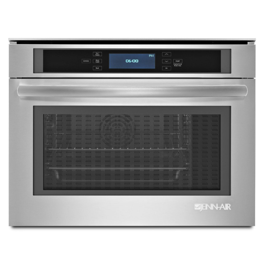 Built-in installation of JBS7524BS steam oven