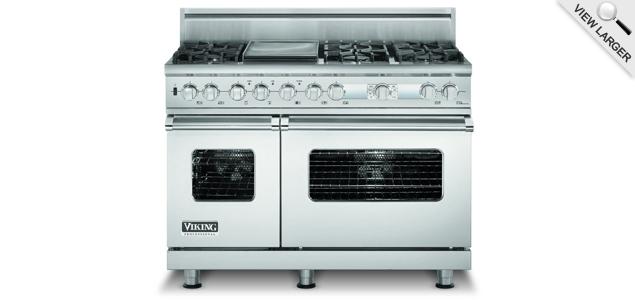 Viking 48 Inch VDSC548T6G Range